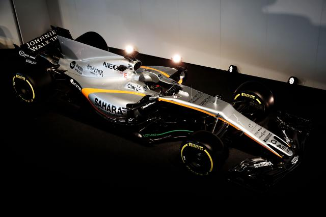 Image of Force India VJM10