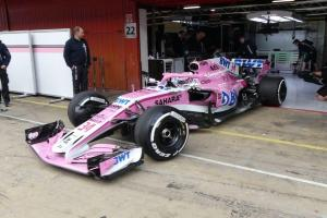 Picture of Force India VJM11