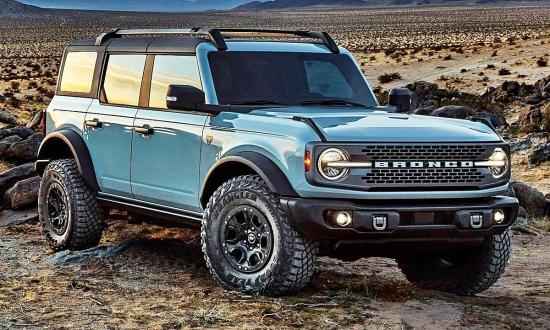 Image of Ford Bronco 2.3 T