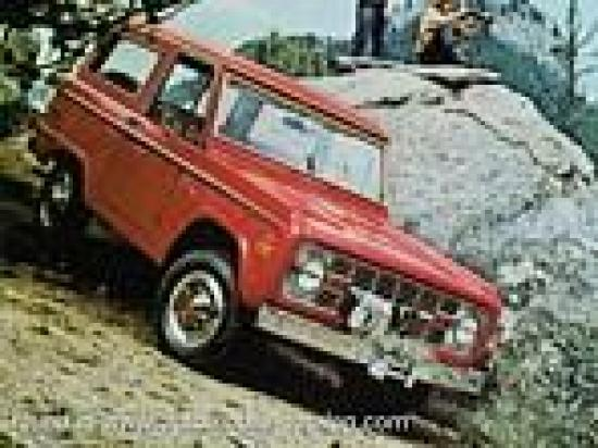 Image of Ford Bronco