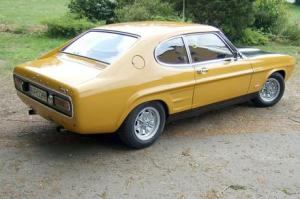 Photo of Ford Capri RS2600