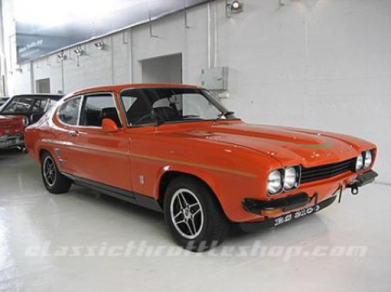Image of Ford Capri RS3100