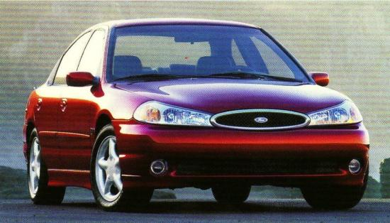 Image of Ford Contour SVT