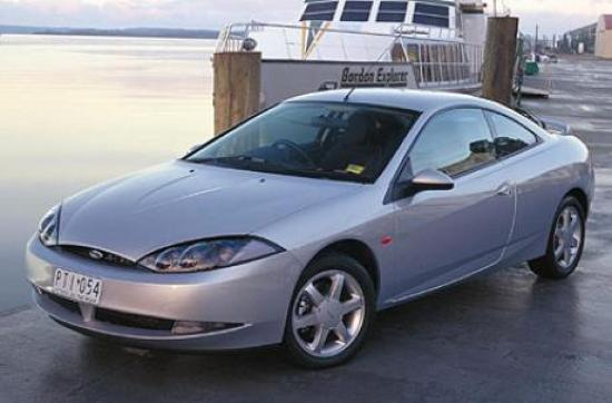 Image of Ford Cougar 2.5i