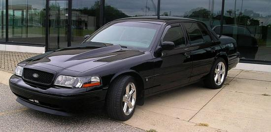 Image of Ford Crown Victoria LX Sport