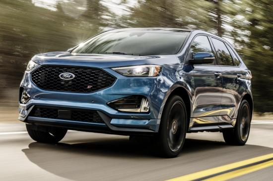 Image of Ford Edge ST