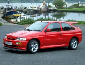 Photo of Ford Escort RS Cosworth