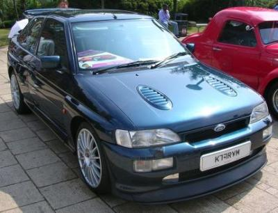 Image of Ford Escort RS Cosworth