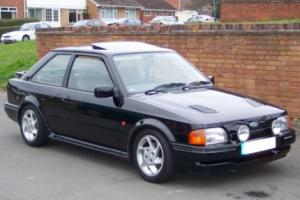 Picture of Ford Escort RS Turbo S2