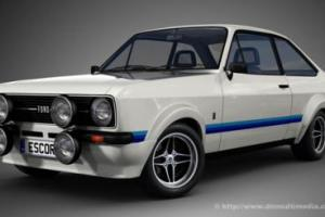 Picture of Ford Escort RS1800 (Mk II)