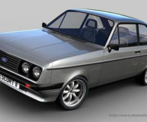 Picture of Ford Escort RS2000 (Mk II)