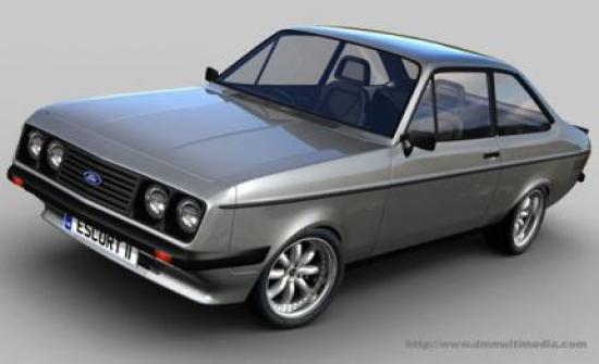 Image of Ford Escort RS2000