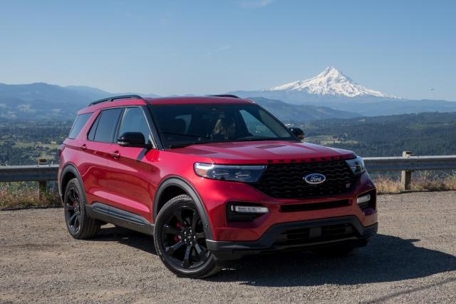 Image of Ford Explorer ST