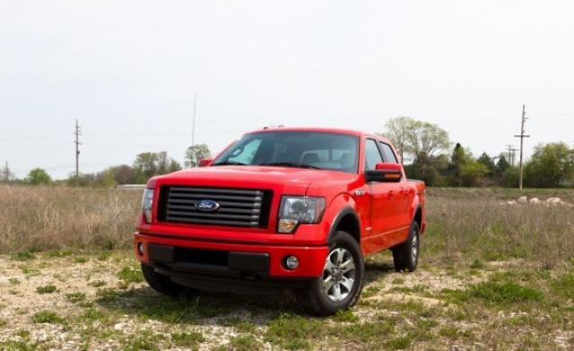 Image of Ford F-150 FX4 Ecoboost