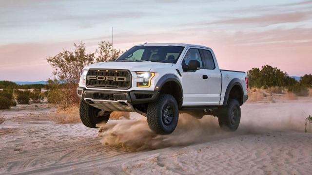Image of Ford F-150 Raptor SuperCab