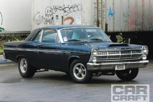 Picture of Ford Fairlane 500 R Code