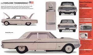 Photo of Ford Fairlane Thunderbolt