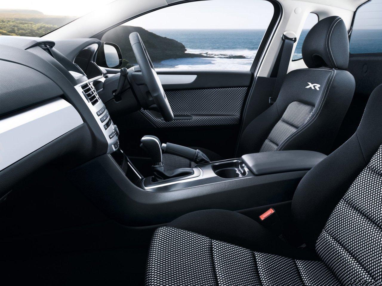 Ford FG Falcon XR6 Ute laptimes, specs, performance data