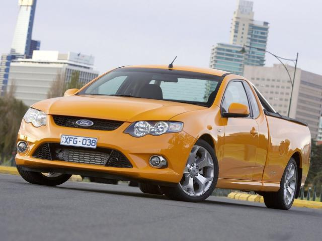 Image of Ford FG Falcon XR6 Ute