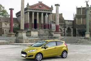 Picture of Ford Fiesta 1.0 (facelift 125 PS)