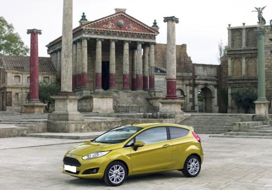 Image of Ford Fiesta 1.0