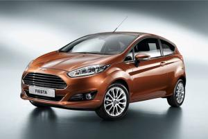 Picture of Ford Fiesta 1.0 (Mk VI facelift 100 PS)