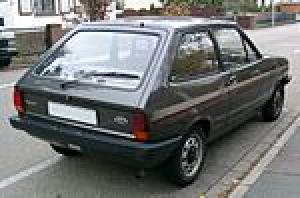 Photo of Ford Fiesta 1.1 Mk I