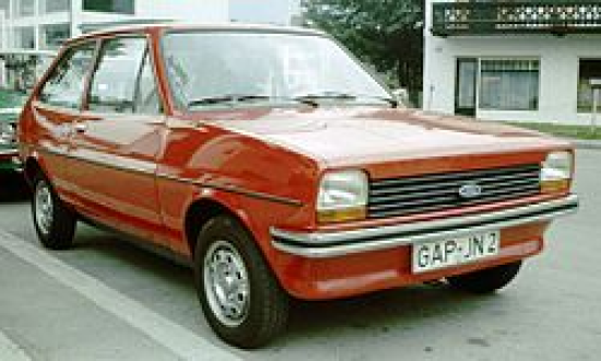 Image of Ford Fiesta 1.1