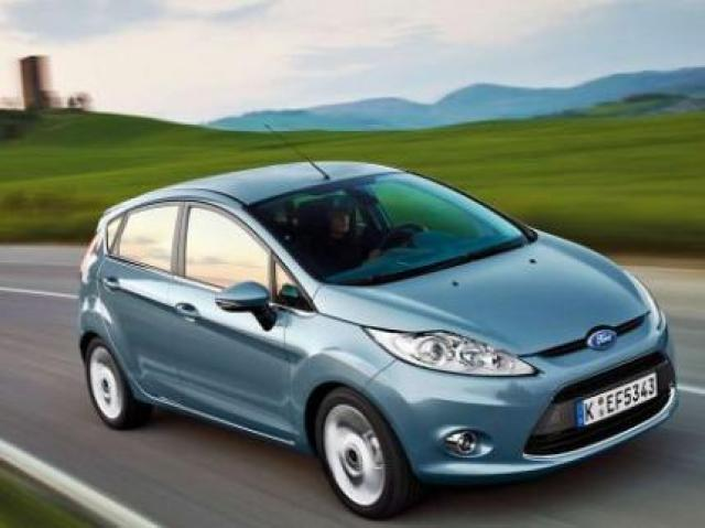 Image of Ford Fiesta 1.4