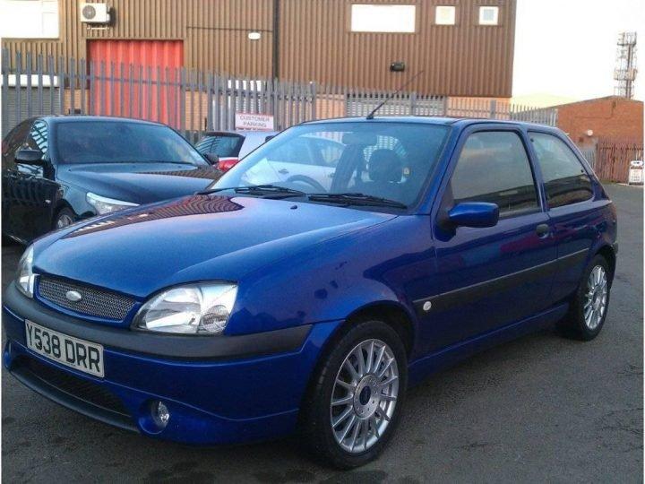 Focus St 0 60 >> Ford Fiesta 1.6 16v Zetec S MK4 Phase II laptimes, specs ...
