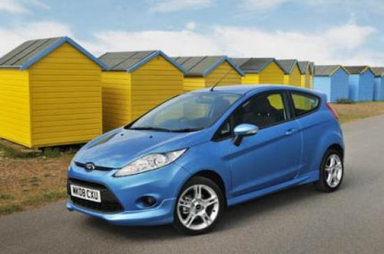 Image of Ford Fiesta 1.6 Zetec-S