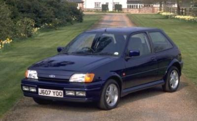Image of Ford Fiesta RS1800