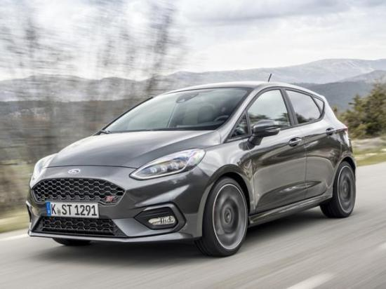 Image of Ford Fiesta ST