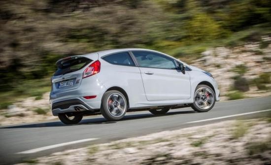 Image of Ford Fiesta ST200