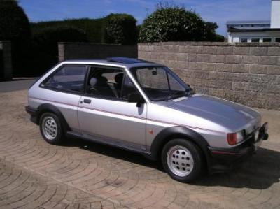 Image of Ford Fiesta XR2