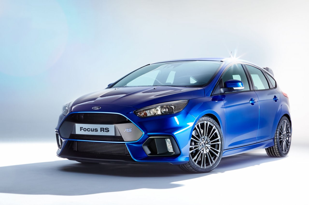 Ford Focus Rs Lap Time At Nurburgring Nordschleife Fastestlaps Com