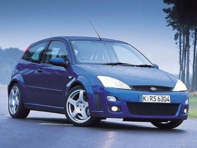 Image of Ford Focus RS