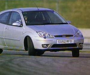 Picture of Ford Focus ST 170