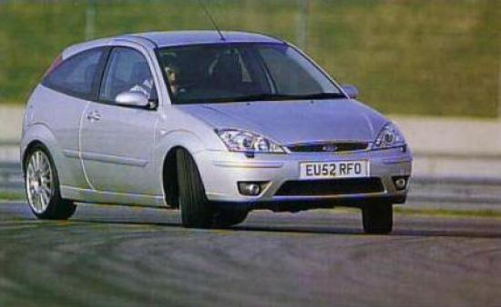 Image of Ford Focus ST 170