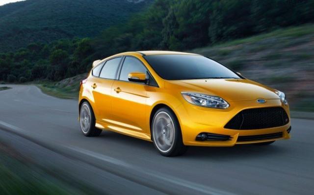 Ford Focus St Laptimes Specs Performance Data Fastestlaps Com