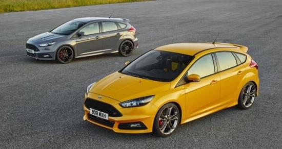 Image of Ford Focus ST