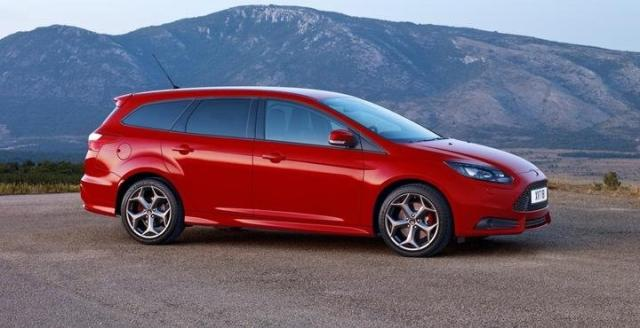 Image of Ford Focus ST Turnier