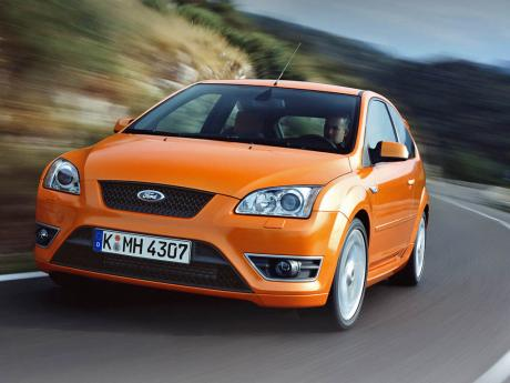 Ford Focus St Lap Time At Nurburgring Nordschleife Fastestlaps Com