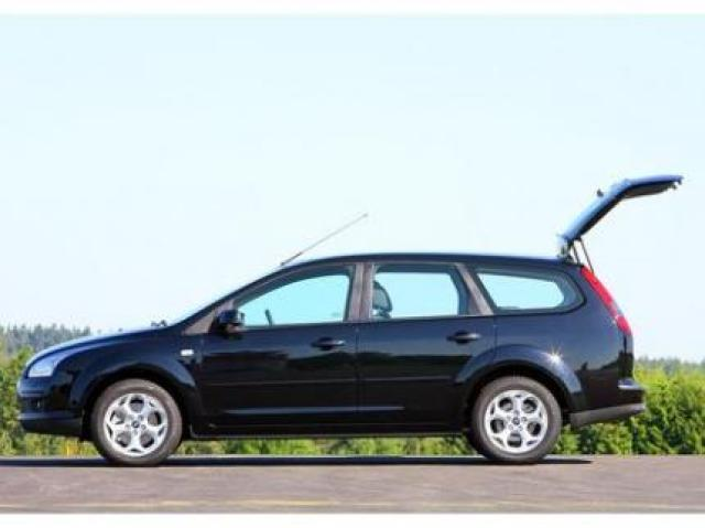 Image of Ford Focus Turnier 2.0 TDCi