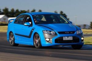 Photo of Ford FPV GT