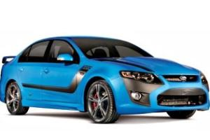 Picture of Ford FPV GT