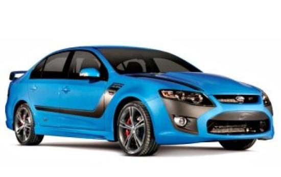 Image of Ford FPV GT