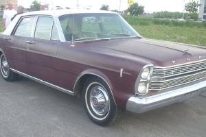 Picture of Ford Galaxie 500 Sport Sedan