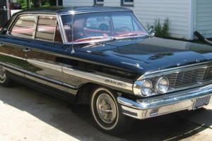 Picture of Ford Galaxie 500 XL Cobra 4 Door