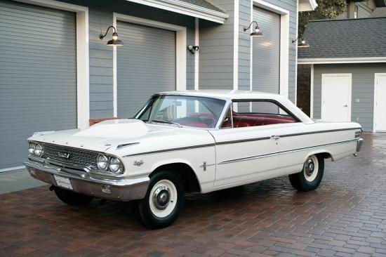 Image of Ford Galaxie Lighweight 427